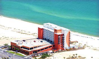 Hampton Inn Suites On The Beach